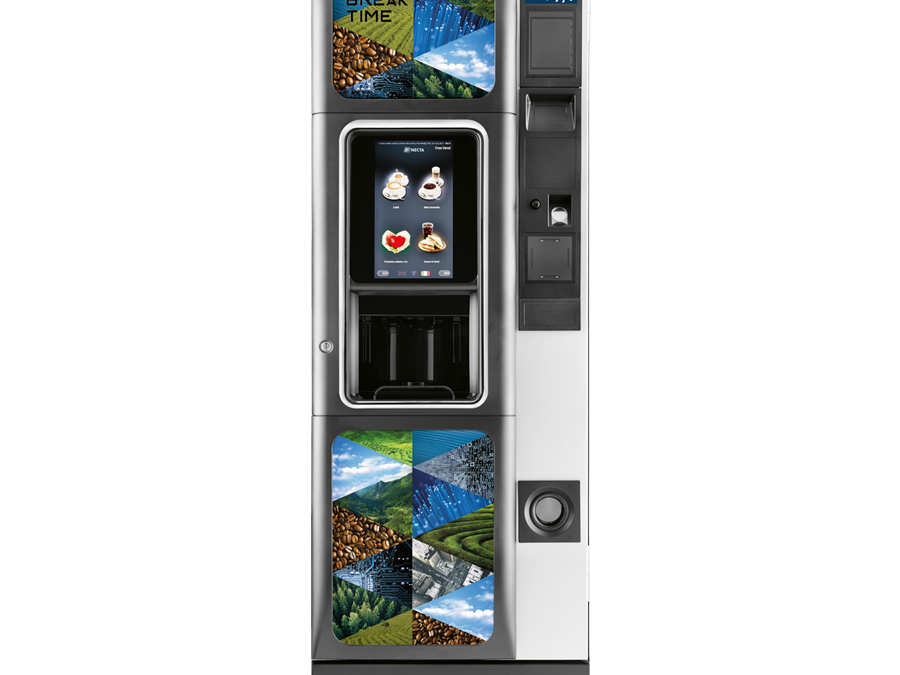 piu 510 touch Kaffeevollautomat