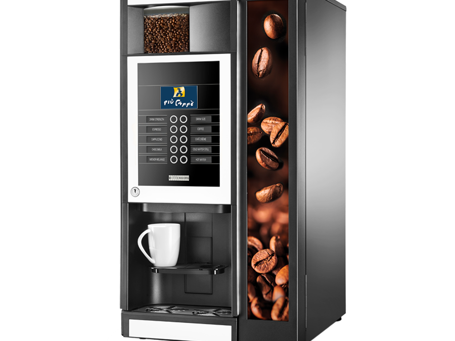 più 9100 Kaffeevollautomat