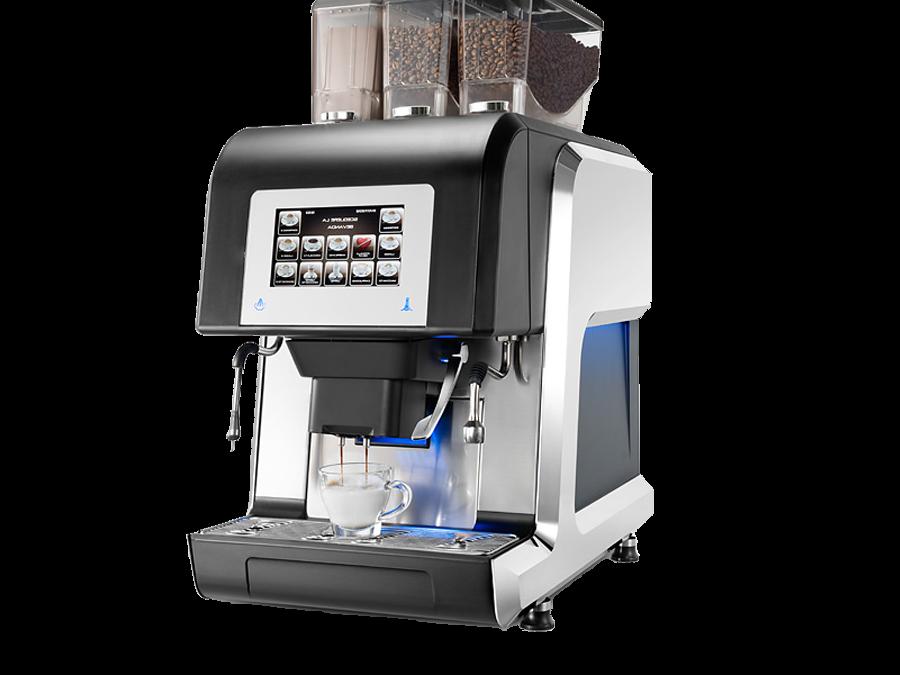 più 800 Kaffeevollautomat