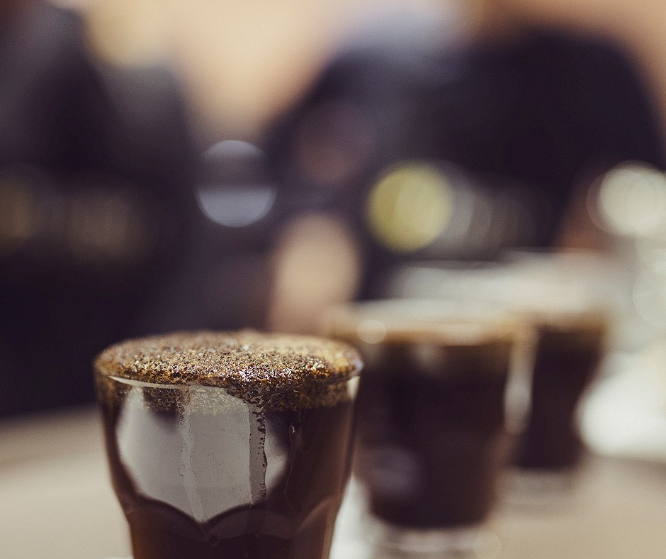 Coffee Cupping Test